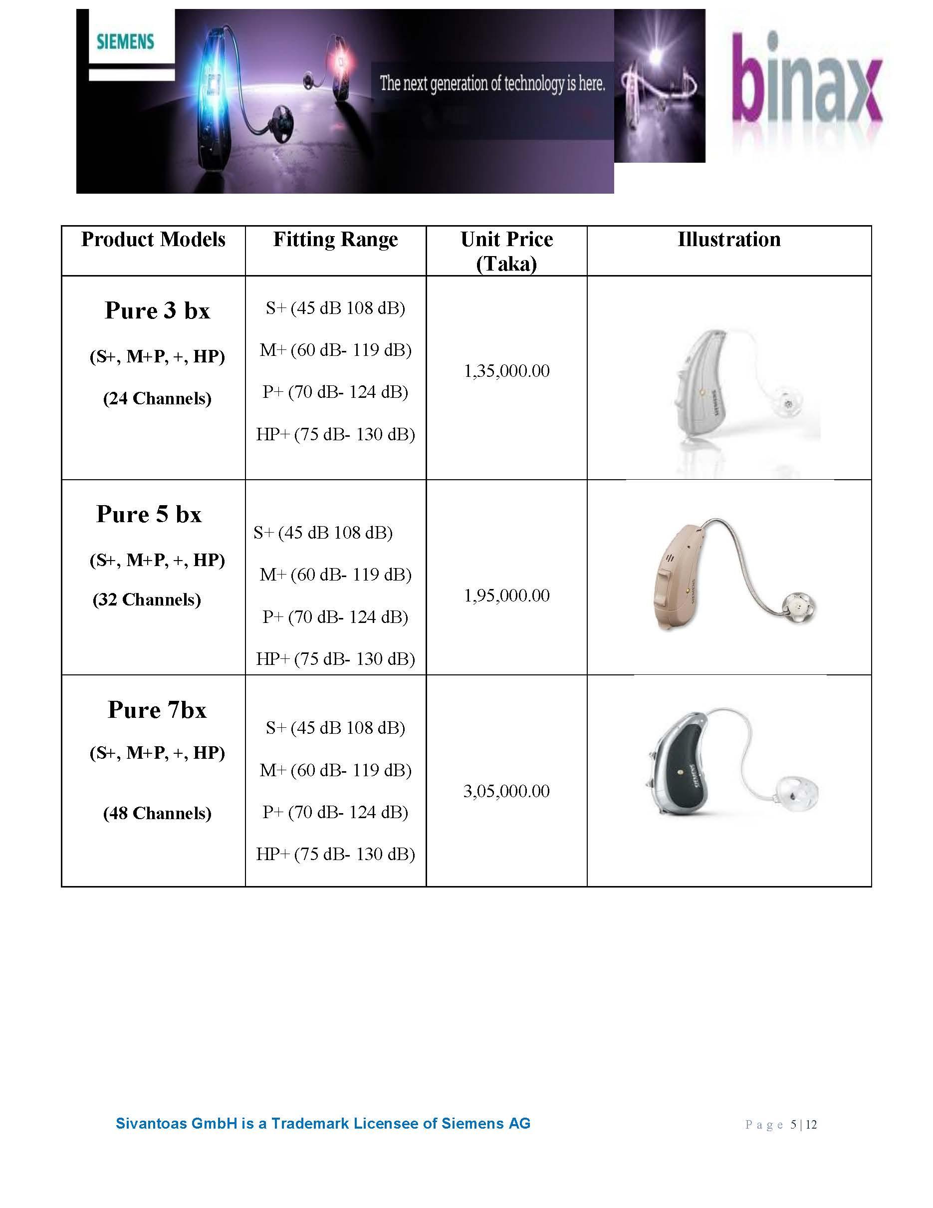 siemens hearing aid price list 2017 pdf
